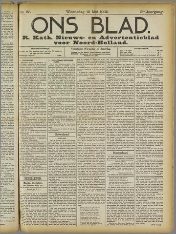 Ons Blad : katholiek nieuwsblad voor N-H 1909-05-12