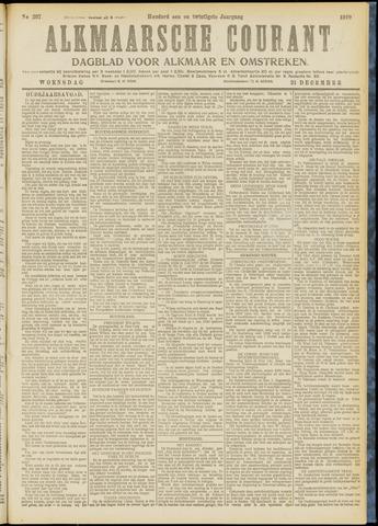 Alkmaarsche Courant 1919-12-31