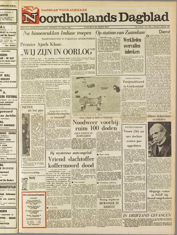 Noordhollands Dagblad : dagblad voor Alkmaar en omgeving 1965-09-06