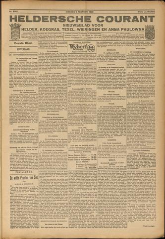 Heldersche Courant 1926-02-09