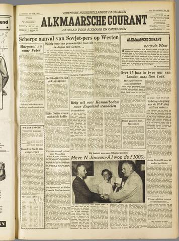 Alkmaarsche Courant 1955-10-15