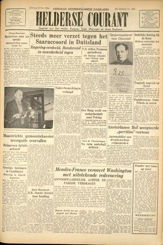 Heldersche Courant 1954-11-20