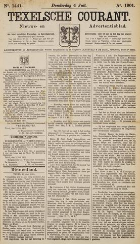 Texelsche Courant 1901-07-04