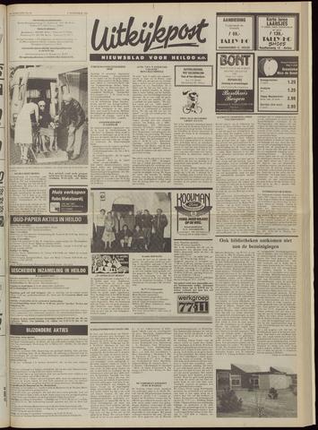 Uitkijkpost : nieuwsblad voor Heiloo e.o. 1983-11-09