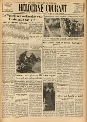 Heldersche Courant 1954-01-28