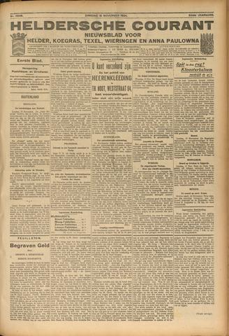 Heldersche Courant 1924-11-18