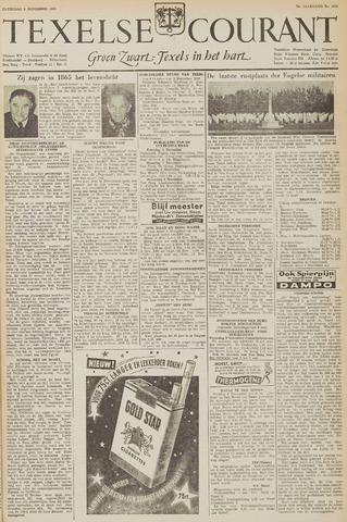 Texelsche Courant 1955-11-05