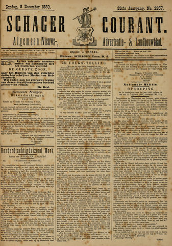 Schager Courant 1889-12-08