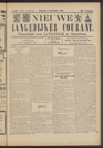 Nieuwe Langedijker Courant 1923-12-04