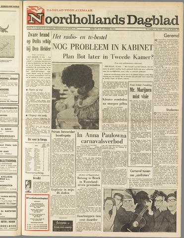 Noordhollands Dagblad : dagblad voor Alkmaar en omgeving 1965-02-23
