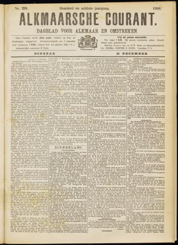 Alkmaarsche Courant 1906-12-11