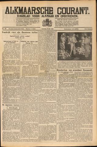 Alkmaarsche Courant 1939-07-15