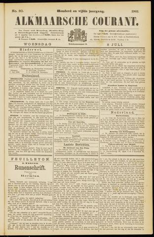 Alkmaarsche Courant 1903-07-08