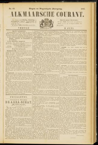 Alkmaarsche Courant 1897-06-11