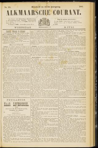 Alkmaarsche Courant 1901-07-31