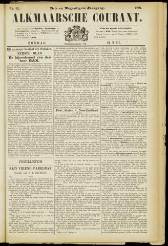 Alkmaarsche Courant 1891-05-24