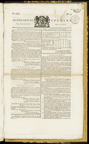 Alkmaarsche Courant 1838-05-28