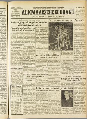 Alkmaarsche Courant 1955-06-15