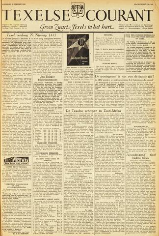 Texelsche Courant 1950-02-22