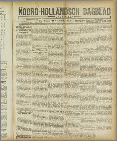 Ons Blad : katholiek nieuwsblad voor N-H 1921-05-25