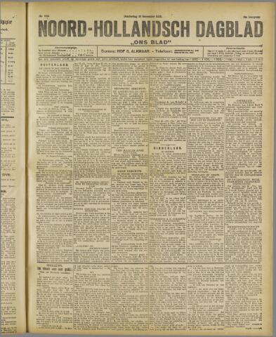 Ons Blad : katholiek nieuwsblad voor N-H 1922-11-16