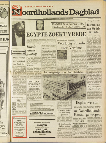 Noordhollands Dagblad : dagblad voor Alkmaar en omgeving 1969-09-25