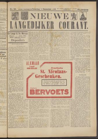 Nieuwe Langedijker Courant 1922-12-02