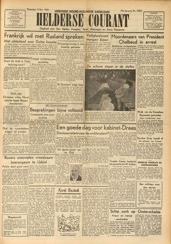 Heldersche Courant 1950-11-15