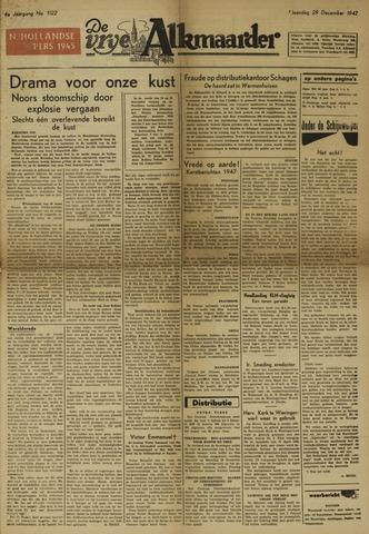 De Vrije Alkmaarder 1947-12-29
