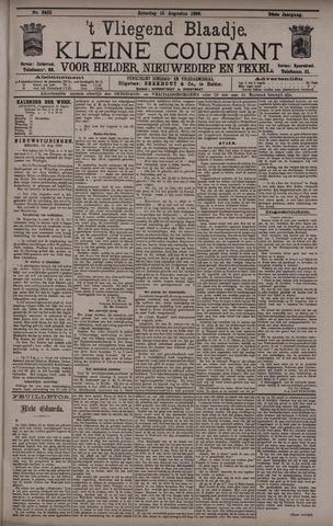 Vliegend blaadje : nieuws- en advertentiebode voor Den Helder 1896-08-15