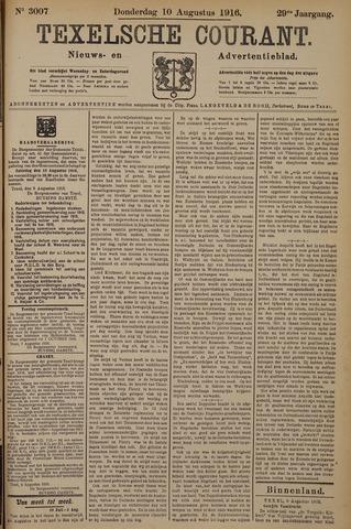Texelsche Courant 1916-08-10