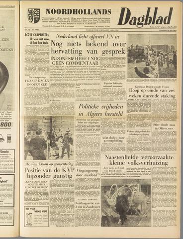 Noordhollands Dagblad : dagblad voor Alkmaar en omgeving 1962-05-28