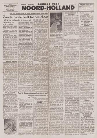 Dagblad Noord-Holland, Schager editie 1943-10-21