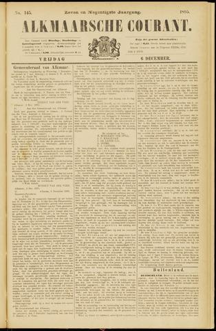 Alkmaarsche Courant 1895-12-06