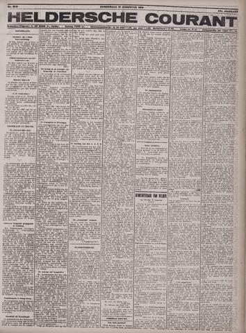 Heldersche Courant 1919-08-21