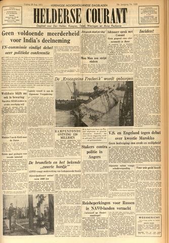 Heldersche Courant 1953-08-28