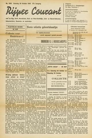 Rijper Courant 1946-10-26