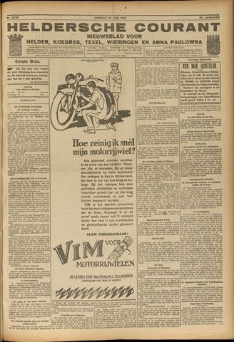 Heldersche Courant 1923-06-26