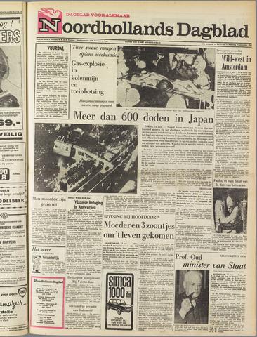 Noordhollands Dagblad : dagblad voor Alkmaar en omgeving 1963-11-11