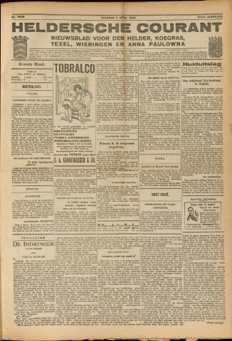 Heldersche Courant 1929-04-09