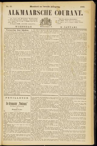 Alkmaarsche Courant 1900-01-31