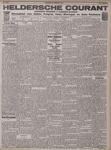 Heldersche Courant 1917-02-24