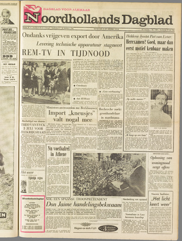 Noordhollands Dagblad : dagblad voor Alkmaar en omgeving 1964-06-18