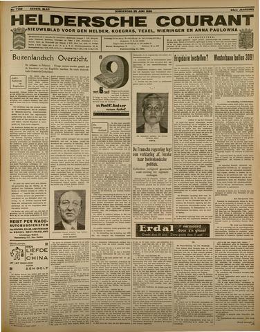 Heldersche Courant 1936-06-25