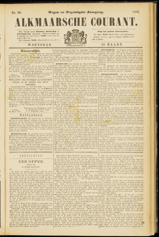 Alkmaarsche Courant 1897-03-24