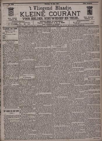 Vliegend blaadje : nieuws- en advertentiebode voor Den Helder 1897-05-29