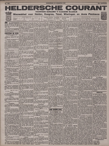 Heldersche Courant 1917-08-23