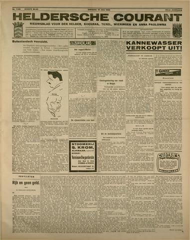 Heldersche Courant 1932-07-19