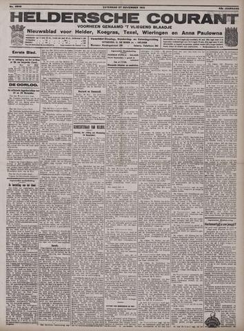 Heldersche Courant 1915-11-27