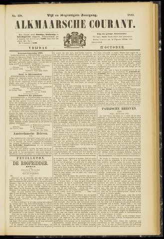 Alkmaarsche Courant 1893-10-27